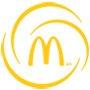 Logo de Arcos Dorados, La franquicia más grande de McDonald's en el mundo en términos de ventas en todo el sistema y número de restaurantes.